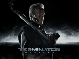 Terminator is Back in Town!