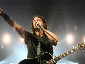 Dave Grohl Penggemar Taylor Swift?