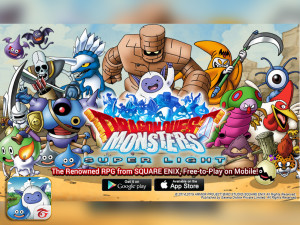 DRAGON QUEST MONSTERS SUPER LIGHT Kini Hadir di Indonesia!