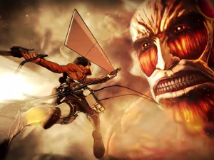 Koei Tecmo Umumkan Penggarapan Game Attack on Titan