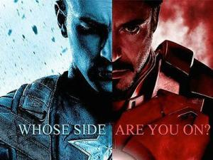 Captain America vs Iron Man, Bagaimana Jadinya?