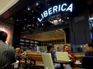 Liberica Coffee, 100% Original Indonesia Coffee Beans